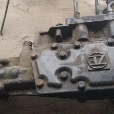 Блок управления коробкой передач МАН