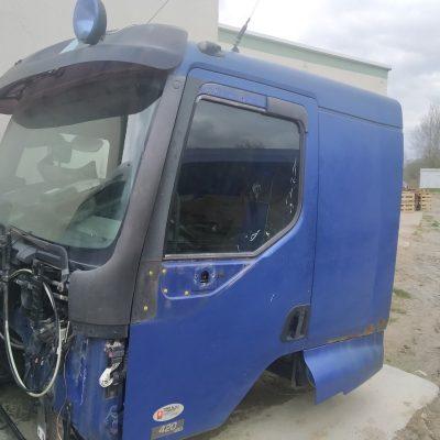 Кабина Renault Премиум синяя DCI низкая