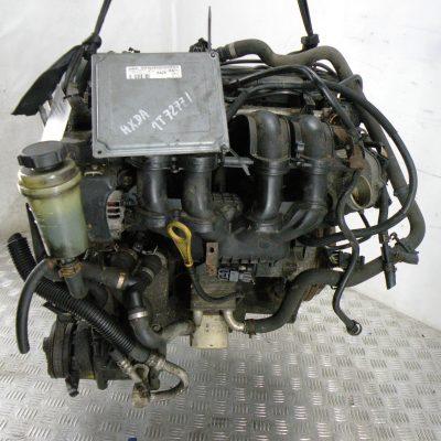 Двигатель бензиновый на Ford Focus 2 1,6 Ti-VCT