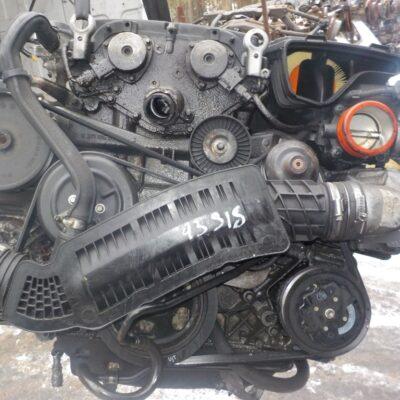 Двигатель бензиновый на Mercedes Benz C-class W203 1,8 C200K
