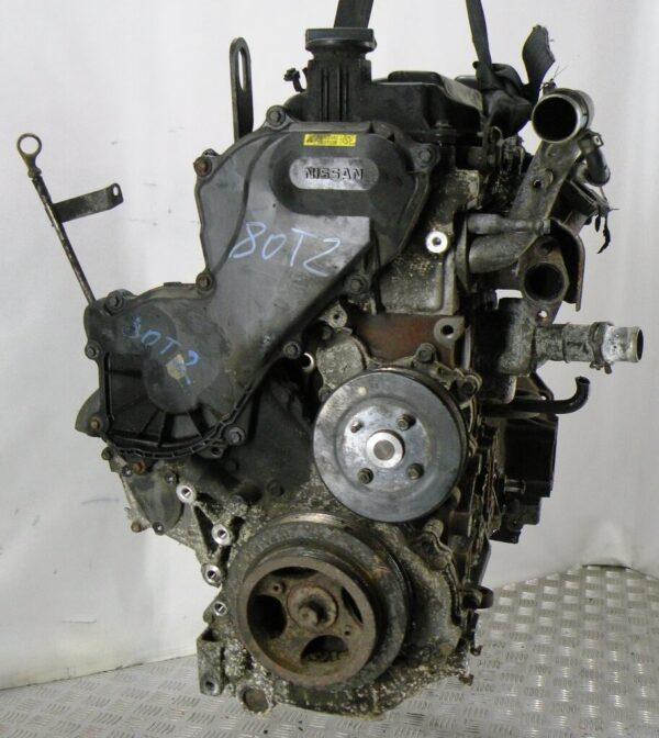 фото двигатель D40 2,5 dCi