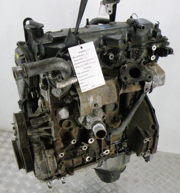 фото двигатель D40