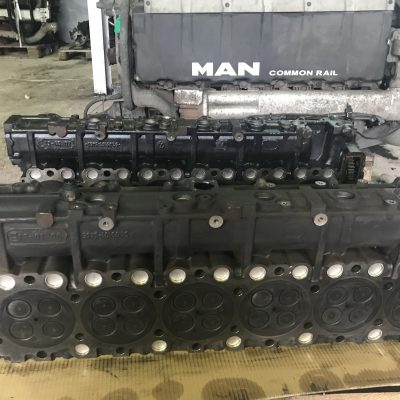 Головка блока цилиндров (гбц) D2066 MAN TGA