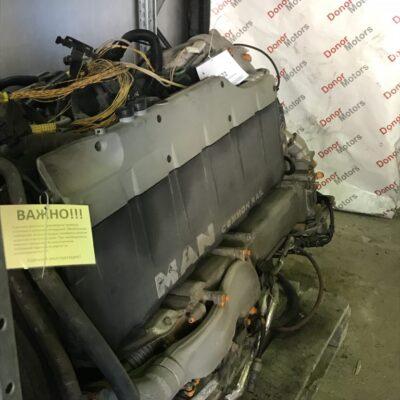 Двигатель D2676LF22 440 лс MAN TGX