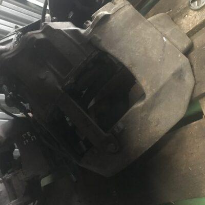 Суппорт тормозной MAN TGS TGA KNORR-BREMSE передний правый