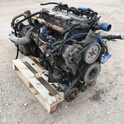Двигатель MAN TGL D0836LF02 Евро 3