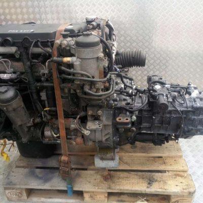 Двигатель МАН ТГЛ/MAN TGL D0834LFL52