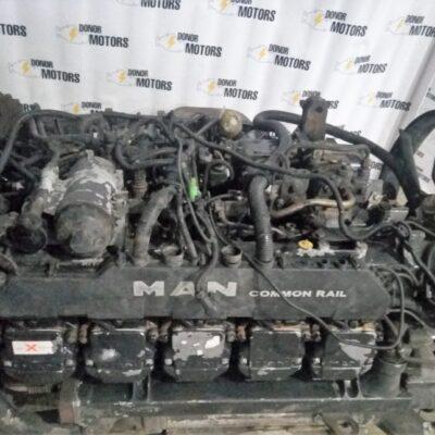 Двигатель MAN TGA 26.413 FPLS – D 2876LF04