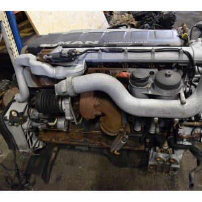 Двигатель D2066 LF 26 для MAN TGA/TGS/TGX