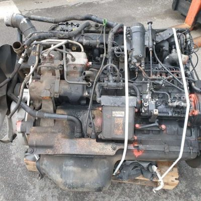 Двигатель D2876 LF07 для МАН ТГА Евро 2